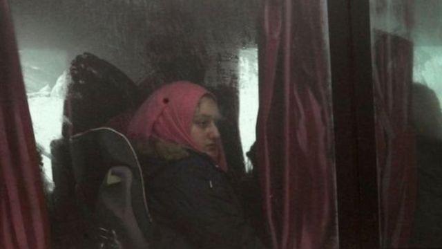 تخلیه غیرنظامیان در سوریه