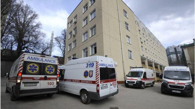 карантин у Києві