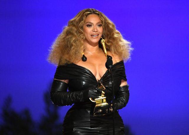 """Grammy awards 2021 winners"": Beyoncé"