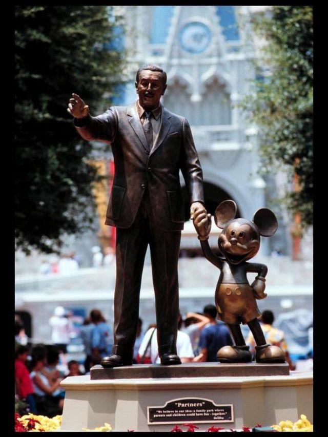 2002年迪斯尼诞辰100周年
