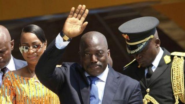 Rais Joseph Kabila wa DR Congo amekata ushirikiano wa kijeshi na Ubelgiji