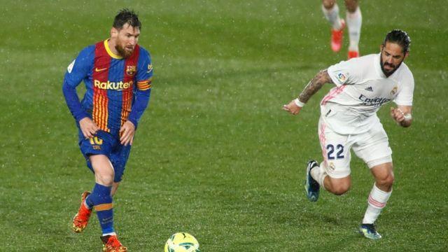 Lionel Messi, European Super League