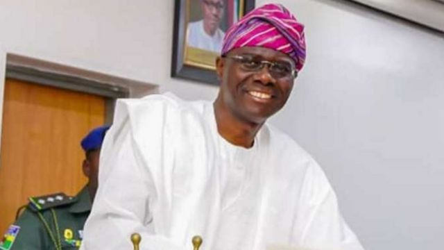 Lagos State govnor Babajide Sanwo-Olu don recover from Covid-19 - BBC News  Pidgin