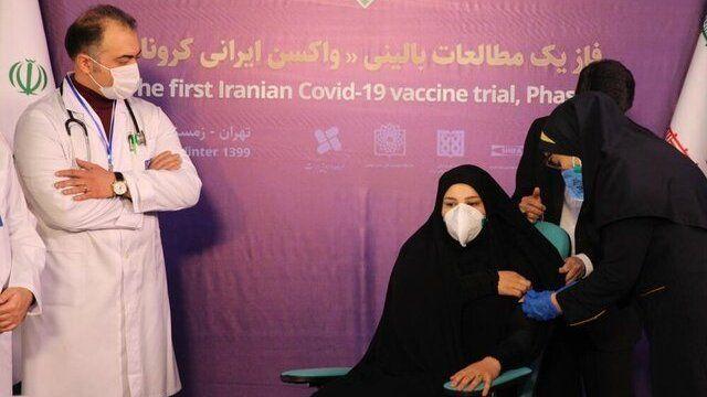 آغاز فاز انسانی آزمایش واکسن ایرانی کرونا