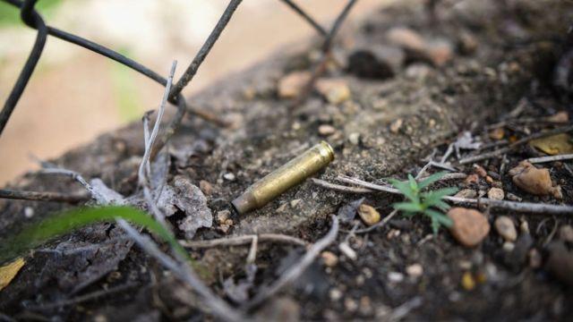 Cápsula de bala