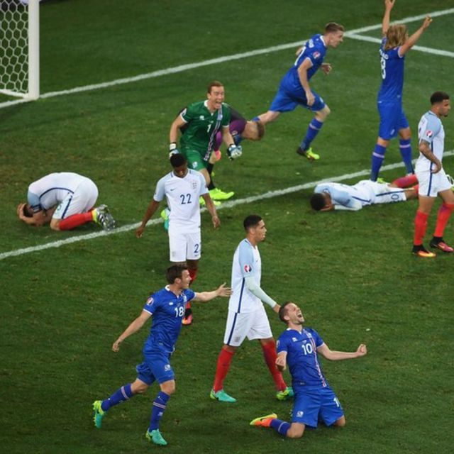 Islandia celebra