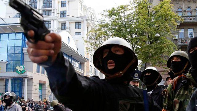 События в Одессе 2 мая 2014 года привели к гибели многих людей