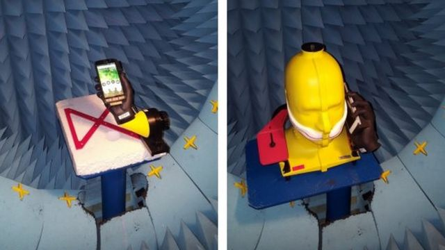 Teste fe celular