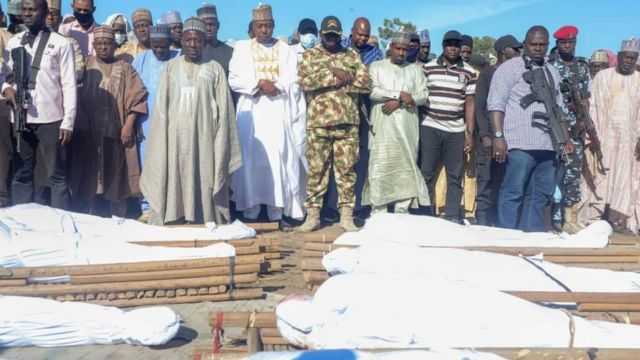 Zabarmari Attack: The attackers killed at least 43 people in Borno State over the weekend