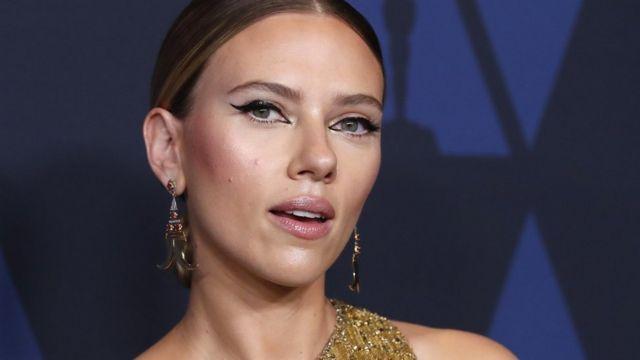 """Johansson está nominada en dos categorías diferentes por sus papeles en """"Marriage Story"""" y """"Jojo Rabbit""""."""