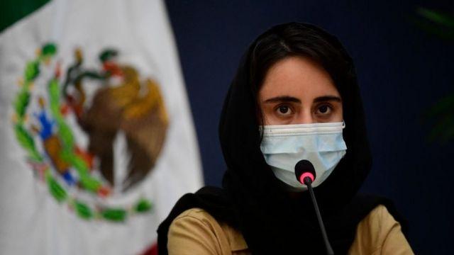 """Meksika'ya varan genç kadınlar """"Yalnızca hayatlarımızı değil aynı zamanda hayallerimizi de kurtardınız"""" dedi"""