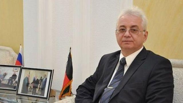 سفیر روسیه در افغانستان