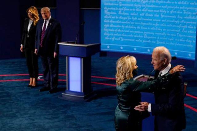 Dr Jill Biden na Joe Biden