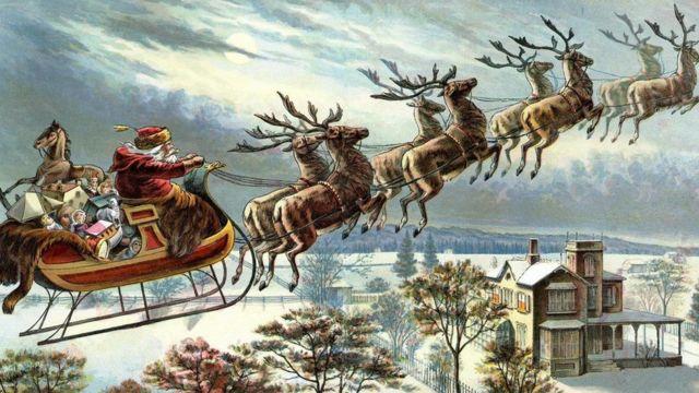 يتصور الكثيرون منّا - منذ العصر الفيكتوري - أن عيد الميلاد المثالي هو ذاك الذي تكسوه الثلوج