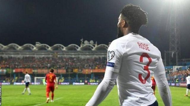 En mars dernier, lors d'un match de qualification pour l'Euro 2020, Danny Rose (en photo) et d'autres joueurs anglais ont fait l'objet de chants jugés racistes.