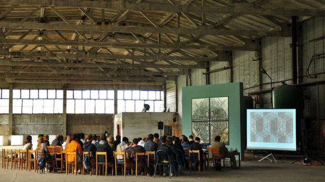 """У """"Ізоляції"""" в Донецьку проходили лекції і майстер-класи"""