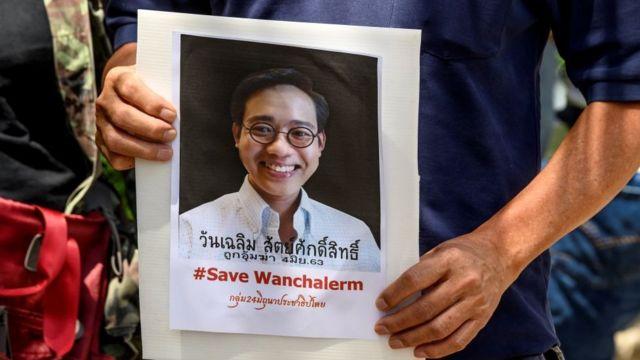 pro-demokrasi, Thailand, monarki
