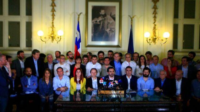 El acuerdo fue anunciado durante la madrugada tras días de negociaciones.