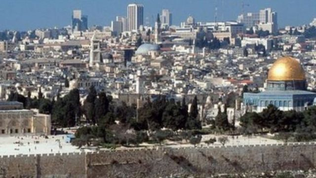 القدس من أقدم المدن في العالم