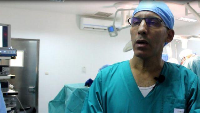 Le médecin Zebra Driss, du CHU de Marrakech, fait partie de l'équipe médicale marocaine qui a effectué les premières opérations du cœur au Mali.