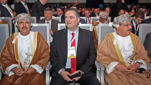 اسرائیل عمان