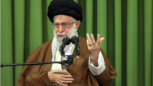 イランの最高指導者アヤトラー・アリ・ハメネイ師は、米国がイランを支配することはないだろうと話した