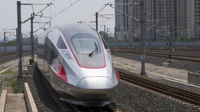 中国的高铁