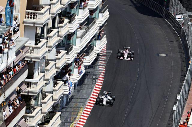 GP de Mônaco - maio de 2017