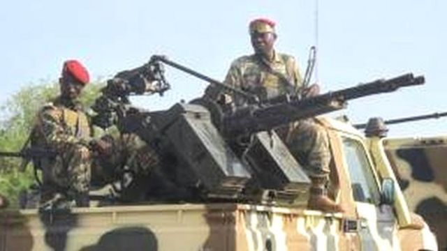Ces militaires camerounais étaient en opération à la frontière avec le Tchad.