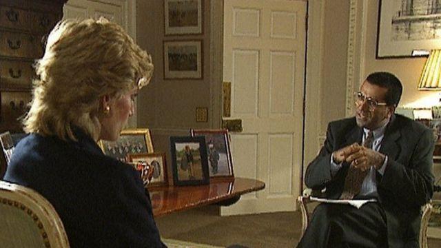 """Princesa Diana: la polémica sobre la manera en que la BBC obtuvo """"la entrevista del siglo"""" hace 25 años - BBC News Mundo"""