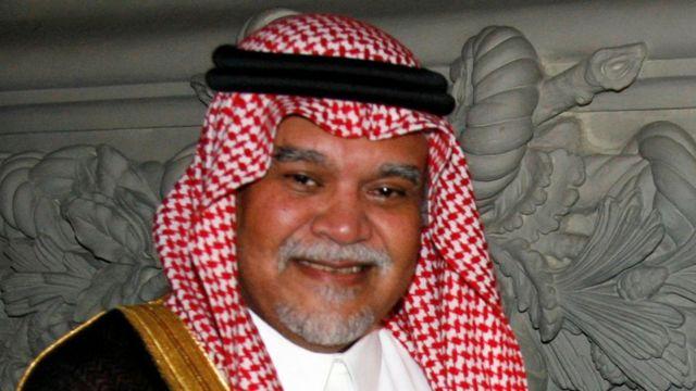 بندر بن سلطان بن عبد العزيز