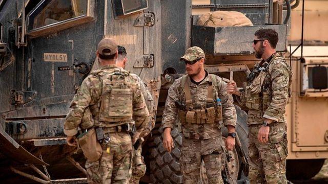 YPG, Suriye'de ABD askerlerinin desteğini aldı