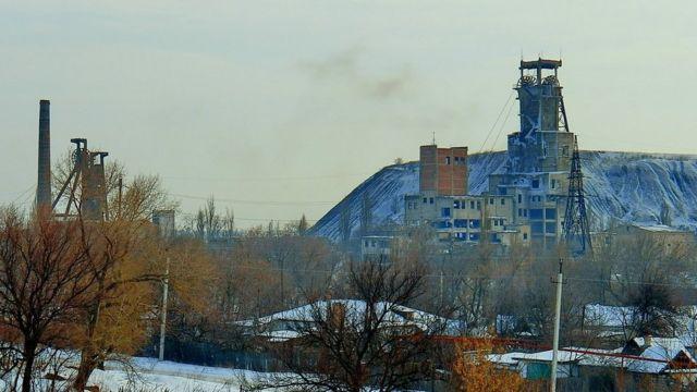 шахта Юнком