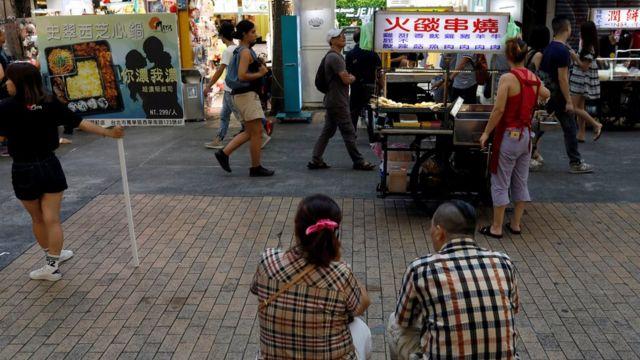 台北街頭小吃