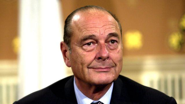 Jacques Chirac niwe mukuru w'igihugu wa mbere w'Ubufaransa yahamwe n'icaha c'igiturire mu 2011