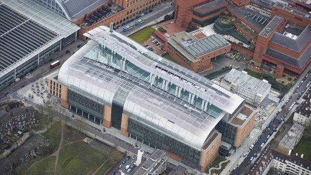 The Crick: Europe's biggest biomedical lab opens