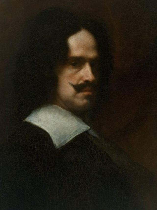 Self-portrait of Diego Rodríguez de Silva y Velázquez