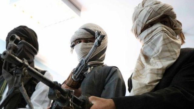 Колишні бойовики Талібану