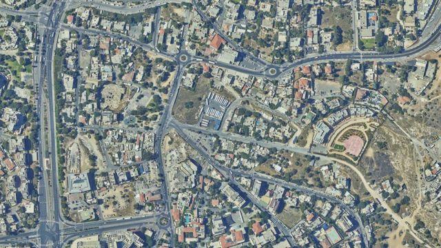 Satellite image of Zach Zarra