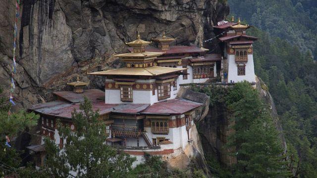 Монастир Паро Таксанг, Бутан