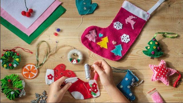 DIY手作禮物是今年聖誕的新潮流之一