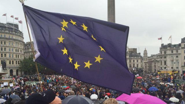 Фото с митинга