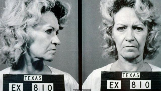 بيتي لو بيتس أعدمت بالحقن السام عام 2000