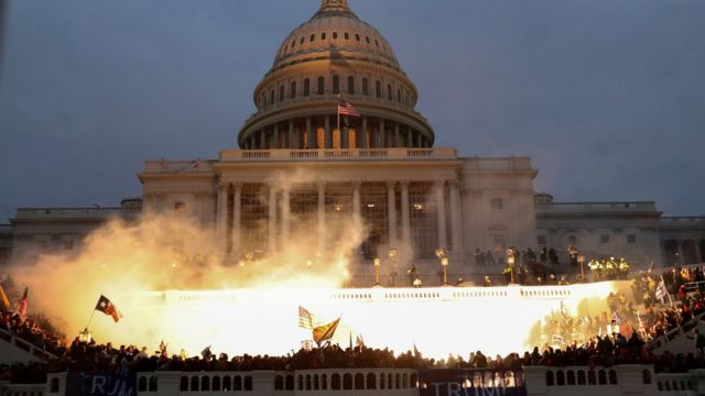 Assault on the Capitol on January 6