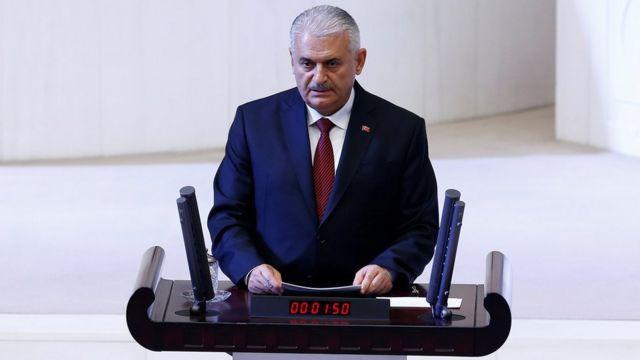 Türkiye Cumhuriyeti'nin son başbakanı Binali Yıldırım