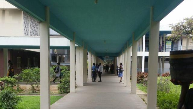 hospital building for Nigeria
