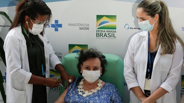 A pneumologista Margareth Dalcolmo