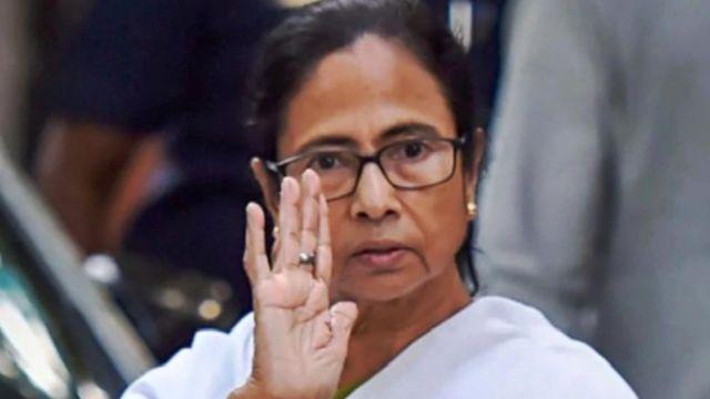 ममता ने कहा फ़िलहाल चुनाव आयोग की ज़िम्मेदारी है