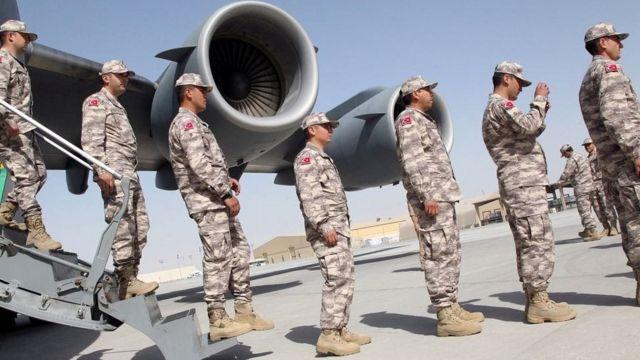 Katar Türk askeri üssü
