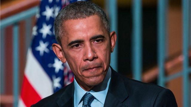 Obama em 2016
